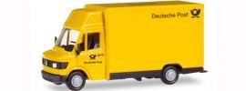 herpa 094207 Mercedes-Benz 207D Kögelaufbau Deutsche Post BASIC Automodell 1:87 online kaufen