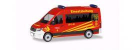 herpa 094269 VW Crafter Bus Hochdach Einsatzleitwagen Feuerwehr Goslar Blaulichtmodell 1:87 online kaufen