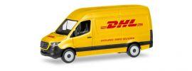 herpa 094313 Mercedes-Benz Sprinter 2018 Kasten HD DHL Automodell 1:87 online kaufen