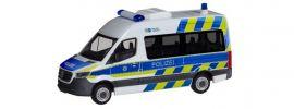 herpa 094368 Mercedes-Benz Sprinter Bus HD Polizei Nordrhein-Westfalen Blaulichtmodell 1:87 online kaufen