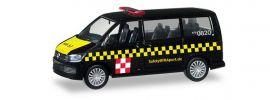 herpa 094382 VW T6 Multivan FRAport Safety Automodell 1:87 online kaufen