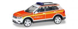 herpa 094443 VW Tiguan Kommandofahrzeug Freiwillige Feuerwehr Norderstedt Blaulichtmodell 1:87 online kaufen
