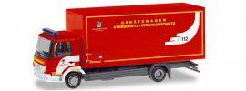 herpa 094580 Mercedes-Benz Atego Koffer-LKW Feuerwehr Eschwege Atemschutz Blaulichtmodell 1:87 online kaufen