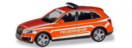 herpa 094696 Audi Q5 Kommandowagen Feuerwehr Lindau Blaulichtmodell Spur H0 online kaufen