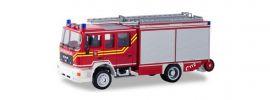 herpa 094740 MAN M2000 LF16  Feuerwehr Dachau Blaulichtmodell Spur H0 online kaufen