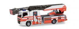 herpa 095129 MAN TGS M Drehleiter Feuerwehr  Wolfsburg Blaulichtmodell 1:87 online kaufen