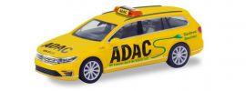 herpa 095136 VW Passat B8 Variant GTE ADAC Automodell 1:87 online kaufen