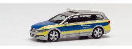 herpa 095228 VW Passat  B8 Variant Ordnungsamt Aachen Blaulichtmodell 1:87 online kaufen