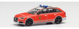 herpa 095303 Audi A4 B9 Avant Feuerwehr Cadolzburg Blaulichtmodell 1:87 online kaufen