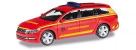 herpa 095426 VW Passat Variant FW Dresden | Blaulichtmodell 1:87 online kaufen