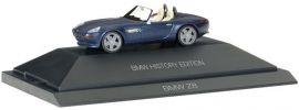herpa 102063 BMW Z8 Cabrio History Edition   Automodell 1:87 online kaufen