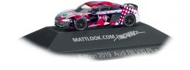 herpa 102148 Audi R8 V10 Plus Mattlook Edition 4 Automodell 1:87 online kaufen
