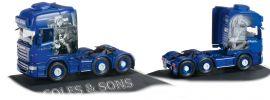 herpa 110792 Scania R09 Topline 6x2 Solozugmaschine COLES & SONS LKW-Modell 1:87 online kaufen
