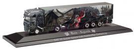herpa 122061 DAF XF SSC Kühlkoffer-Sattelzug Heide Logistik | LKW-Modell 1:87 online kaufen