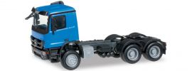 herpa 158299-003 MB Actros M Allrad Zgm 3-achs blau LKW-Modell 1:87 online kaufen