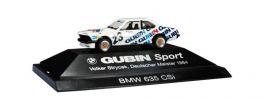 herpa 174152 BMW 635 CSI Gubin/Strycek Automodell 1:87 online kaufen