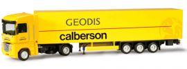 herpa 303316 Renault Magn. KofferSzg Calberson LKW-Modell 1:87 online kaufen