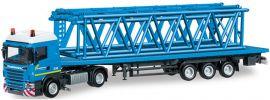 "herpa 303873 Scania R HL RuSzg ""S+L Auslege online kaufen"