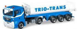 "herpa 304092 MAN TGX XL RuMuSzg ""Trio Trans"" LKW-Modell 1:87 online kaufen"
