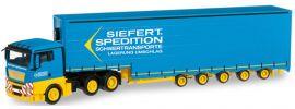 herpa 304207 MAN TGX XL VolumenSzg Siefert LKW-Modell 1:87 online kaufen