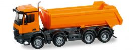 herpa 304290 MB Arocs S 4-achs RuMu LKW-Modell 1:87 online kaufen