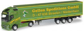 """herpa 304474 Volvo FH Gl XL KüKoSzg """"Gellen"""" LKW-Modell 1:87 online kaufen"""