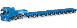 """herpa 304528 MB A SLT TiefLaSzg """"Hegmann Transit"""" LKW-Modell 1:87 online kaufen"""