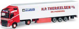 herpa 304559 Volvo FH Gl KüKoSzg H.P. Therkelsen LKW-Modell 1:87 online kaufen