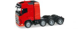 herpa 304788-003 Volvo FH GL Schwerlast Zgm rot | LKW-Modell 1:87 online kaufen