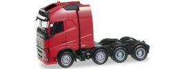 herpa 304801 Volvo FH 16 Gl XL SchwLaZgm rot | LKW-Modell 1:87 online kaufen