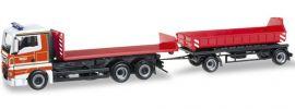 herpa 305099 MAN TGX XL E6 WeLaHzg FW Düsseldorf   Blaulichtmodell 1:87 online kaufen