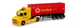 herpa 305273 Scania Hauber BulkcontainerSzg Boere LKW-Modell 1:87 online kaufen