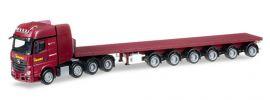 herpa 305747 Mercedes-Benz Actros SLT BallasttrailerSzg Paule LKW-Modell 1:87 online kaufen