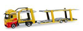 herpa 305853 Mercedes-Benz Actros Bigspace Eurolohr Cartrans LKW-Modell 1:87 online kaufen