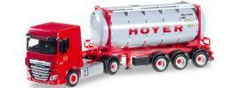 herpa 306072 DAF XF SC E6 ChemieTkCSzg Hoyer | LKW-Modell 1:87 online kaufen