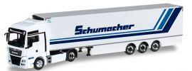 herpa 306263 MAN TGX XXL KühlkofferSzg Schumacher LKW-Modell 1:87 online kaufen
