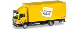 herpa 306355 MAN TGL Koffer Leonhard Weiss | LKW-Modell 1:87 online kaufen