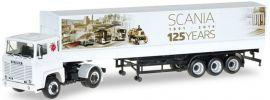 herpa 306430 Scania 141 PlSzg 125 Jahre Jubiläum | LKW-Modell 1:87 online kaufen
