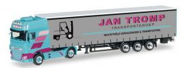 herpa 306607 DAF XF SSC Euro6 GardinenplanenSzg Jan Tromp Transportgroep LKW-Modell 1:87 online kaufen