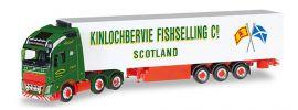 herpa 306614 Volvo FH GL XL 6x2 Kühlkoffersattelzug Kinlochbervie LKW-Modell 1:87 online kaufen
