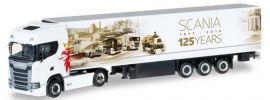 herpa 306676 Scania CS20 KüKoSz 125 Jahre Jubiläum   LKW-Modell 1:87 online kaufen