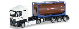 herpa 306911 MB Actros StSp TaCoSzg DB Schenker | LKW-Modell 1:87 online kaufen