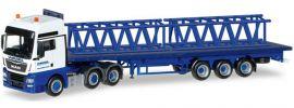 herpa 306928 MAN TGX XXL E6 FlachbettSzg Wasel | LKW-Modell 1:87 online kaufen