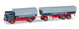 herpa 307192 Büssing LU 16/11 Planenhängerzug Alfred Talke KG LKW-Modell 1:87 online kaufen