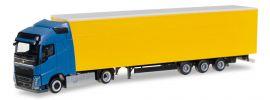 herpa 307369 Volvo FH GL Gardinenplanensattelzug unbedruckt LKW-Modell 1:87 online kaufen