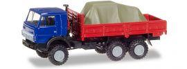 herpa 307635 KamAZ 4310 Pritschen-LKW mit Ladung unter Plane LKW-Modell 1:87 online kaufen