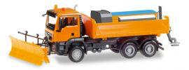 herpa 307772 MAN TGS M  6x6 Winterdienst kommunal LKW-Modell 1:87 online kaufen