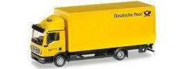 herpa 308212 MAN TGL Koffer Deutsche Post | LKW-Modell 1:87 online kaufen