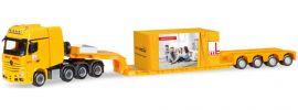 herpa 308373 MB Actros SLT Tieflader Max Bögl | LKW-Modell 1:87 online kaufen