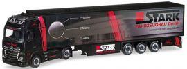herpa 308380 MB Actros Kühlkoffer Trio Trans Stark | LKW-Modell 1:87 online kaufen